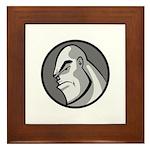 ROUGHNECK 01 Framed Tile