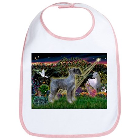 Fairy Blessing PS Giant Schna Bib