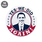 Obama Yes We Did Again Color 3.5