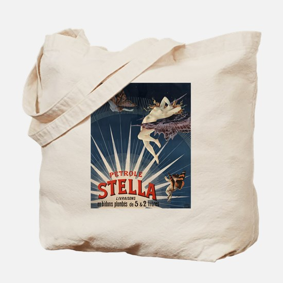 Vintage French Poster Tote Bag