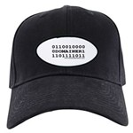 Domainer Black Cap