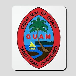 Guam Mousepad