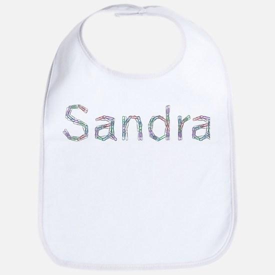 Sandra Paper Clips Bib
