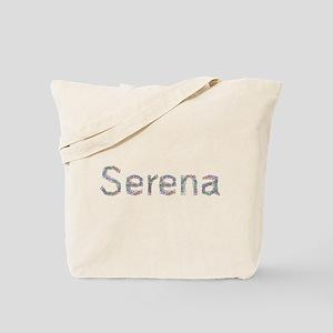 Serena Paper Clips Tote Bag