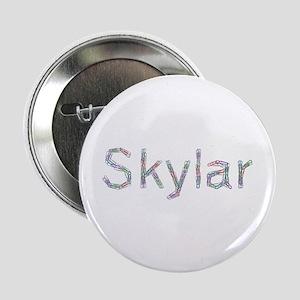 Skylar Paper Clips Button