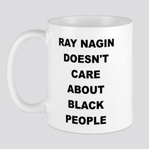Ray Nagin Doesn't Care About Black People Mug