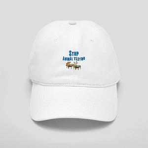 Stop Animal Testing Cap