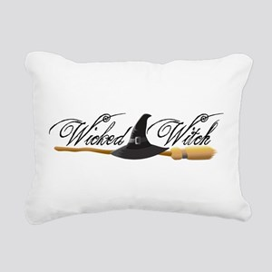 Wicked Rectangular Canvas Pillow