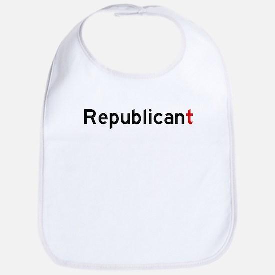 Republicant Bib