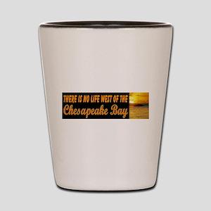 CHESAPEAKE BAY Shot Glass
