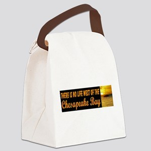 CHESAPEAKE BAY Canvas Lunch Bag