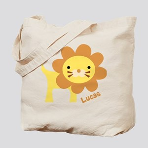Jungle Lion Tote Bag