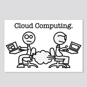Cloud Computing Postcards (Package of 8)