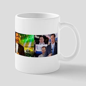 Obama 2012 Victory Mug