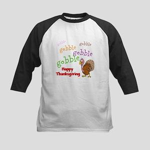 Thanksgiving - Kids Baseball Jersey