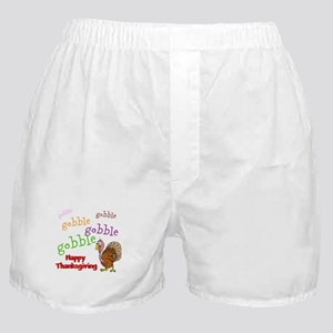 Thanksgiving - Boxer Shorts