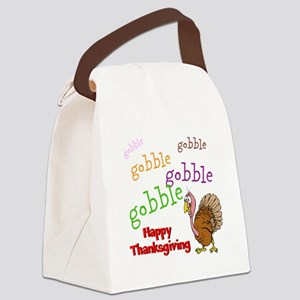 Thanksgiving - Canvas Lunch Bag