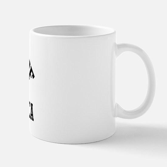 Property of PORTERVILLE Mug