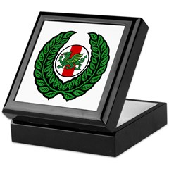 Midrealm laurel Keepsake Box