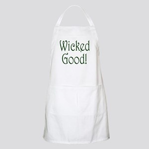 Wicked Good! Apron