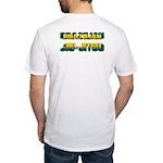 Brazilian Jiu Jitsu Fitted T-Shirt