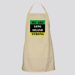 WE ARE LONG ISLAND STRONG Apron