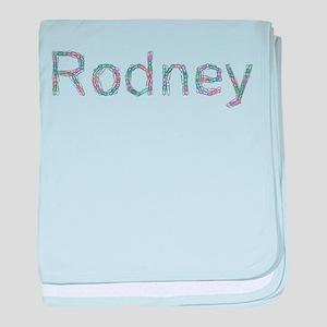 Rodney Paper Clips baby blanket