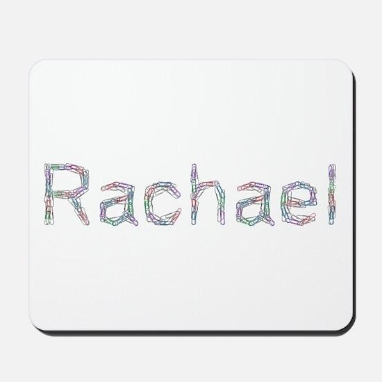 Rachael Paper Clips Mousepad