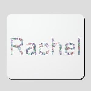 Rachel Paper Clips Mousepad