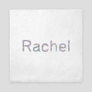 Rachel Paper Clips Queen Duvet
