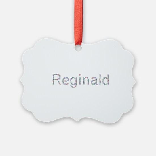 Reginald Paper Clips Ornament