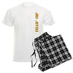 Jiu Jitsu Men's Light Pajamas