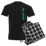 Jiu Jitsu Men's Dark Pajamas