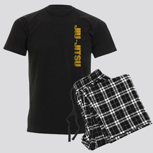 Jiu Jitsu Men's Dark Pajamas