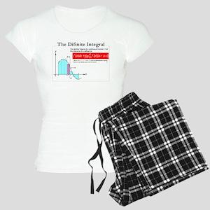 The Difinite Integral Women's Light Pajamas