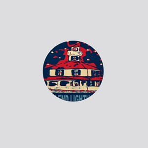 New Orleans Lighthouse Mini Button