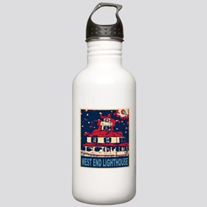 New Orleans Lighthouse Stainless Water Bottle 1.0L