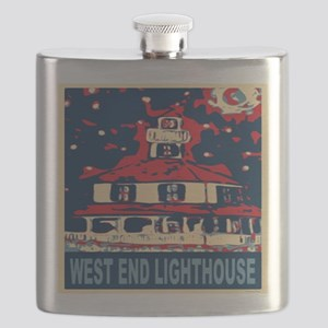 New Orleans Lighthouse Flask