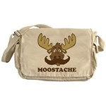 Moostache Messenger Bag
