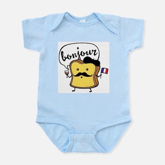 French Toast Infant Bodysuit
