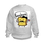 French Toast Kids Sweatshirt