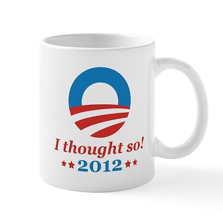 O I thought so! Mug