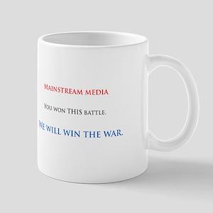 Propaganda Media Mug