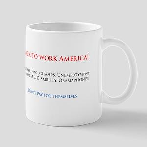 Back to work Mug