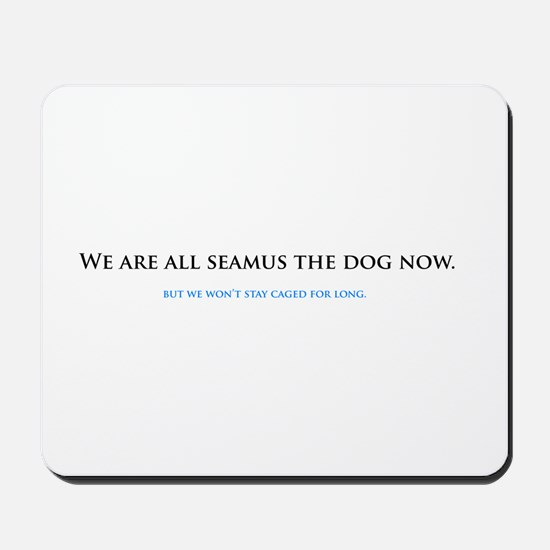 One hell of a car ride, coming up! Mousepad