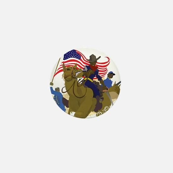 buffaloSoul.jpg Mini Button