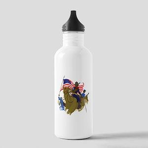 buffaloSoul Stainless Water Bottle 1.0L