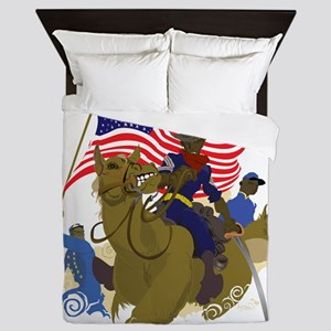buffaloSoul Queen Duvet