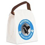 RAAC Logo Canvas Lunch Bag
