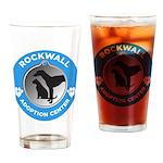 RAAC Logo Drinking Glass